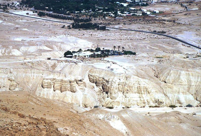 Qumran from south, 108-32tb